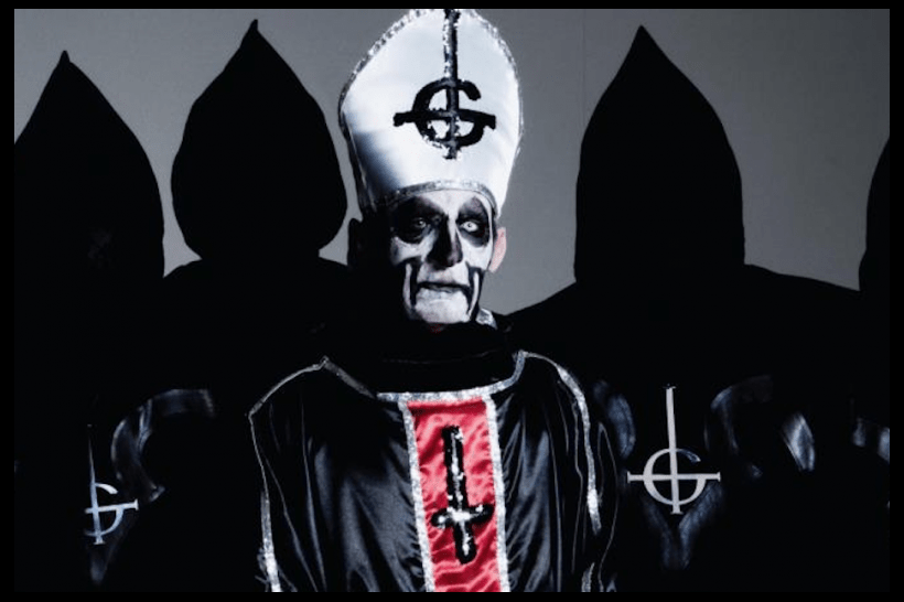 Ghost: Papa Emeritus I and the Nameless Ghouls