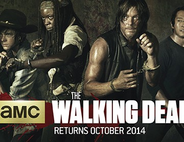 The zombie post-apocalypse of The Walking Dead continues
